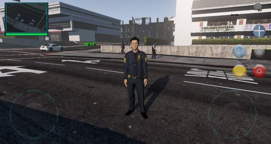 GTA V模组:洛杉矶秘密行动截图1