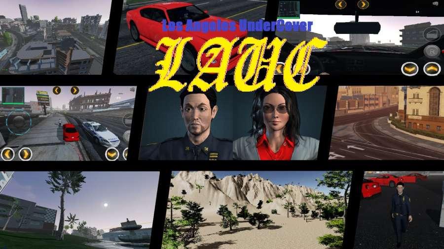 GTA V模组:洛杉矶秘密行动截图2