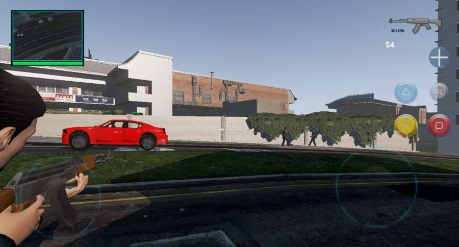 GTA V模组:洛杉矶秘密行动截图3