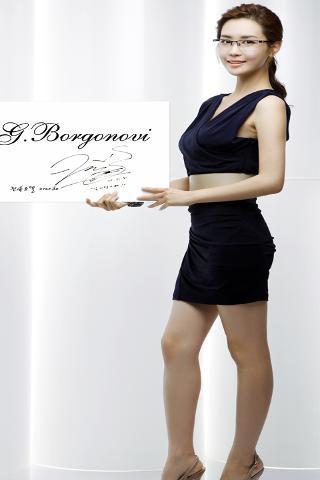 韩国人气女演员 拥有漂亮可人的面貌
