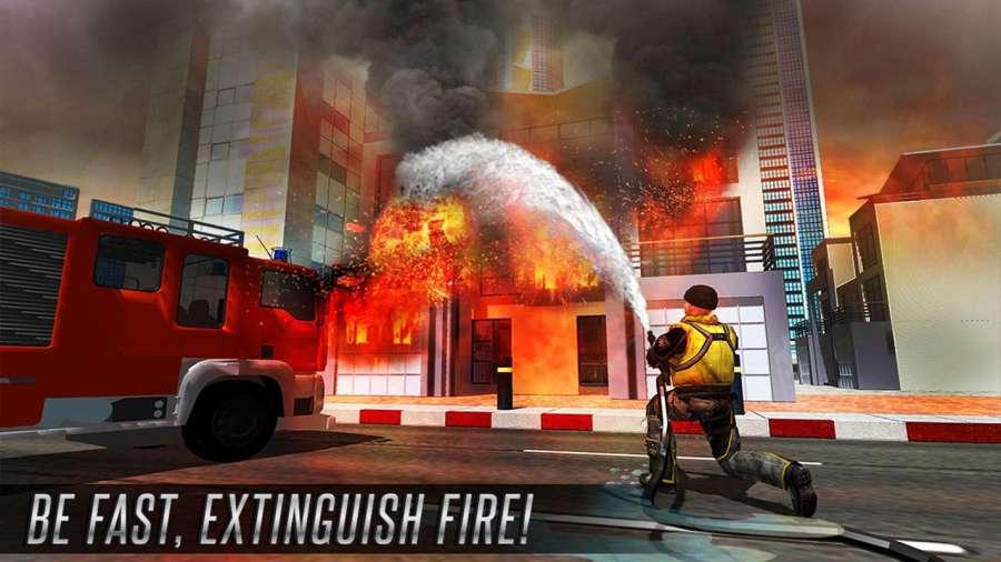 美国消防员市救援任务截图5