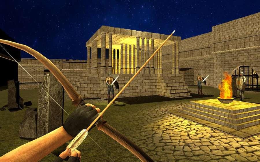弓箭头师傅:城堡战争截图3