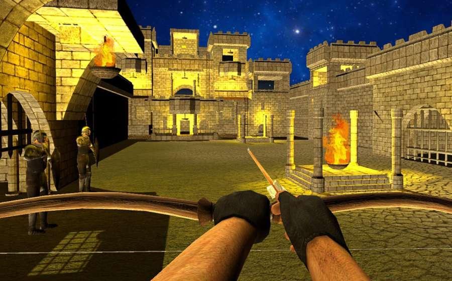 弓箭头师傅:城堡战争截图5