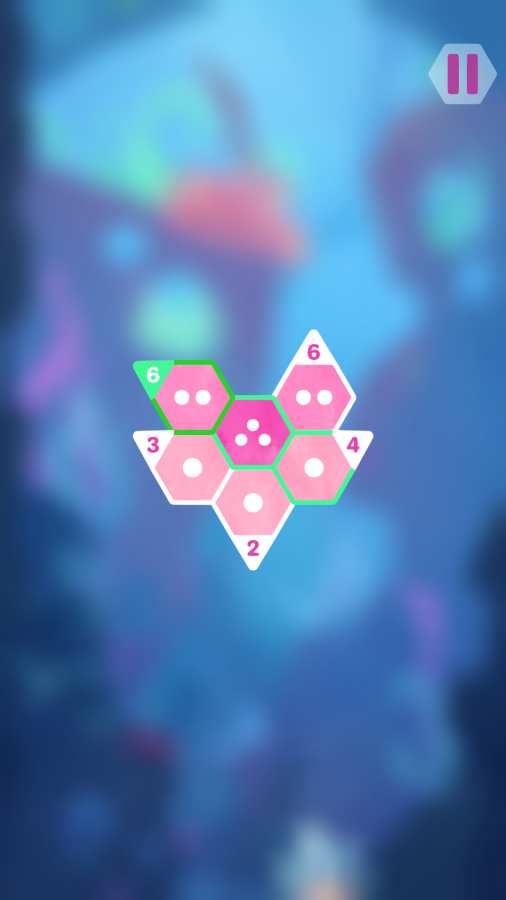 六边形数独截图1