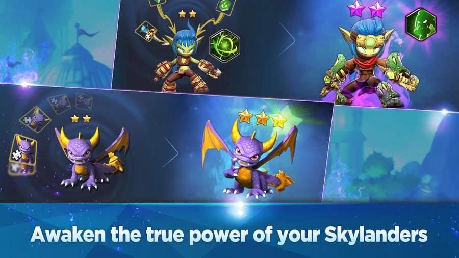 Skylanders Ring of Heroes CBT截图2