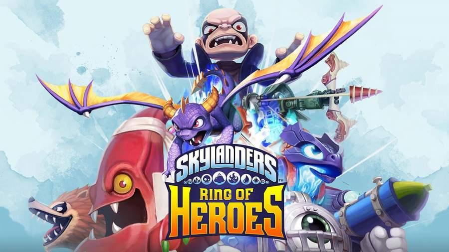 Skylanders Ring of Heroes CBT截图6