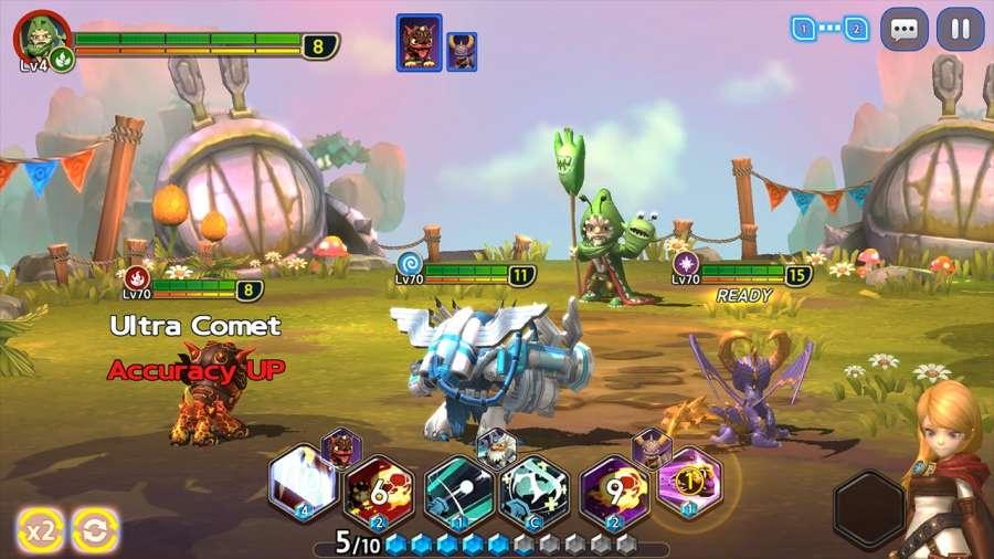 Skylanders Ring of Heroes CBT截图8
