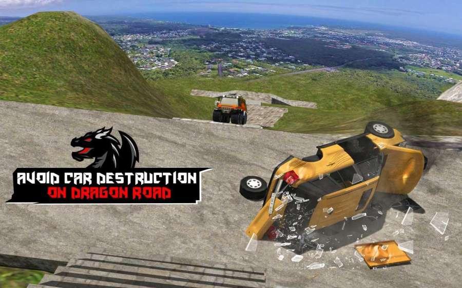 龙道驾驶模拟器:超级汽车碰撞测试截图4