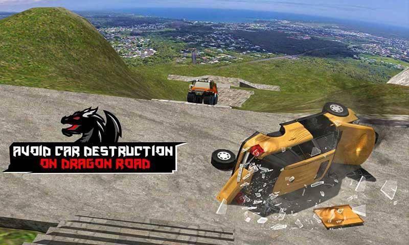 龙道驾驶模拟器:超级汽车碰撞测试截图5