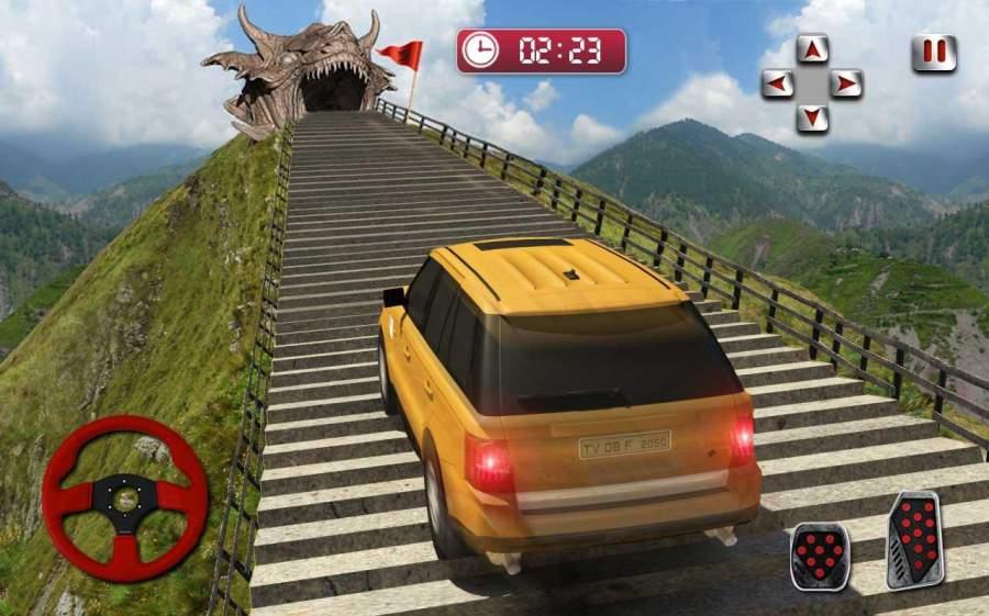 龙道驾驶模拟器:超级汽车碰撞测试截图7