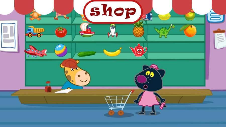 河马佩奇玩具店截图3