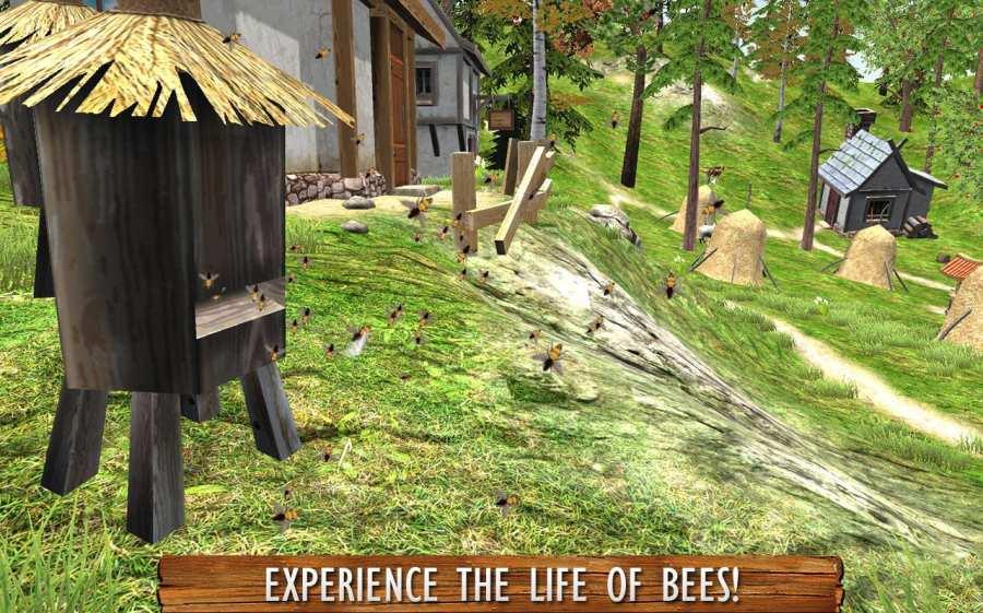 蜜蜂蜂巢模拟器截图2