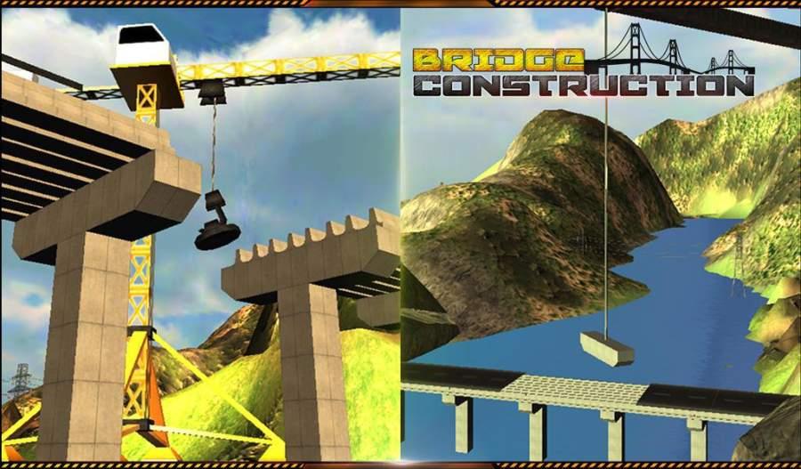 桥梁建筑起重机操作员