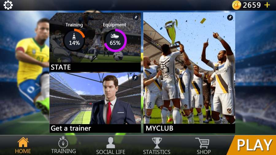 Soccer - Ultimate Team截图2