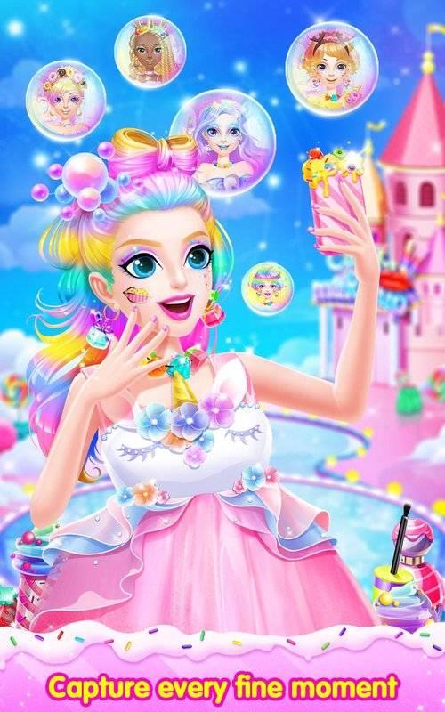 甜心公主糖果美妝秀截图2