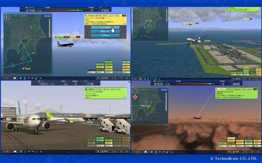 我是航空管制官4:羽田2截图4
