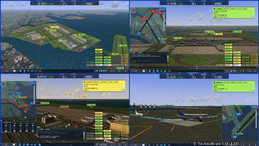 我是航空管制官4:羽田2截图5