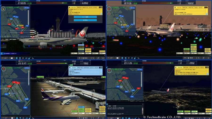 我是航空管制官4:羽田2截图7