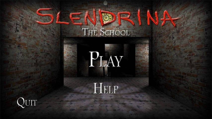 Slendrina: The School截图9