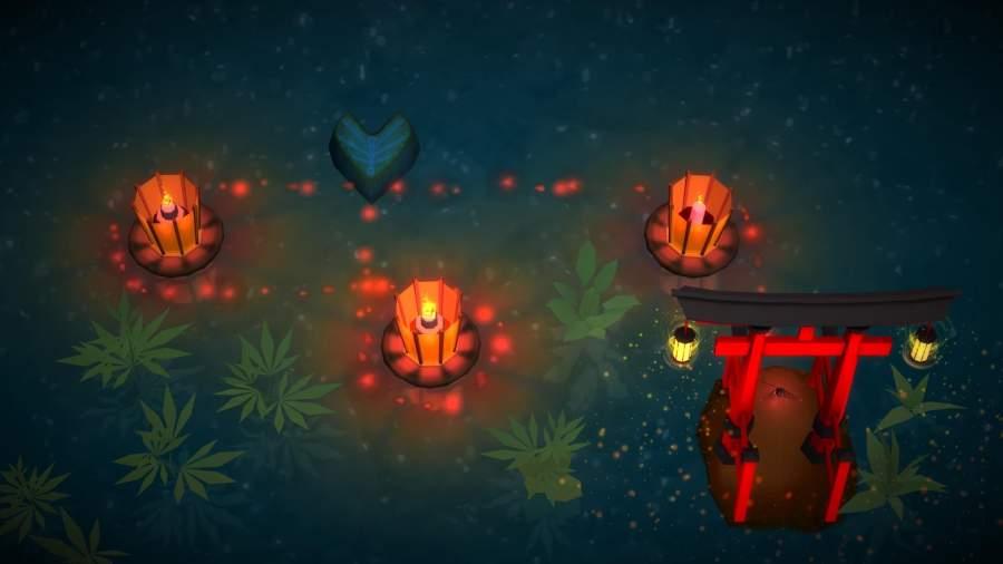 冥思:萤火之湖截图0