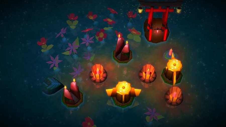冥思:萤火之湖截图1