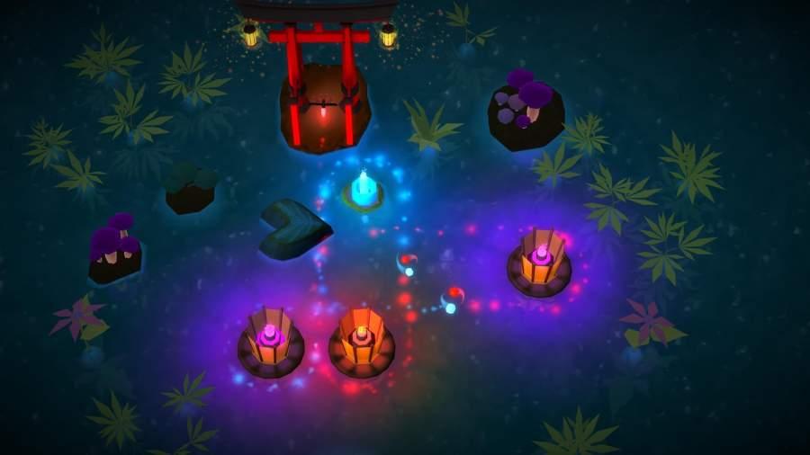 冥思:萤火之湖截图2
