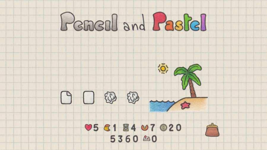铅笔粉笔大冒险