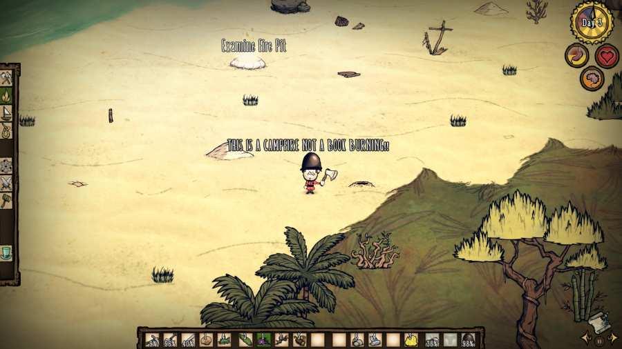 饥荒:海难截图3