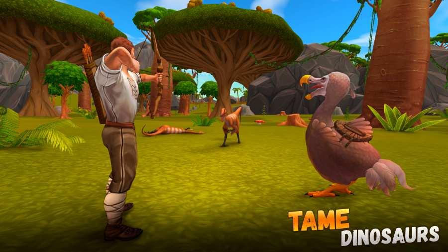方舟世界2:侏罗纪生存岛截图0
