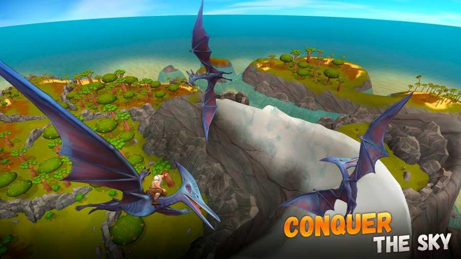 方舟世界2:侏罗纪生存岛截图2