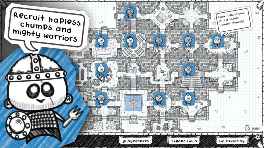 地下城公会截图1
