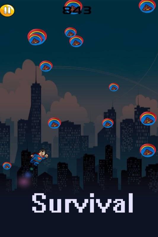超人飛行:逃脫超人