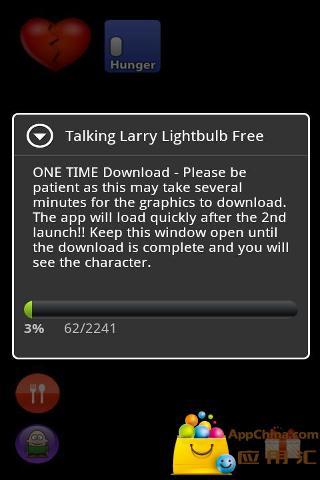 会说话的灯泡