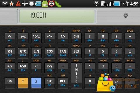 HP 15C科学计算器 生產應用 App-愛順發玩APP