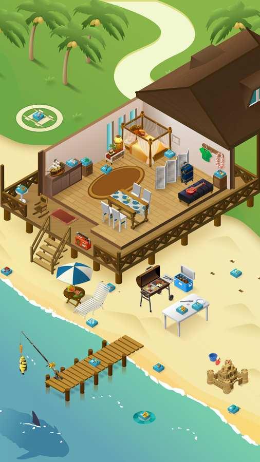 组合模型2:度假之海截图2