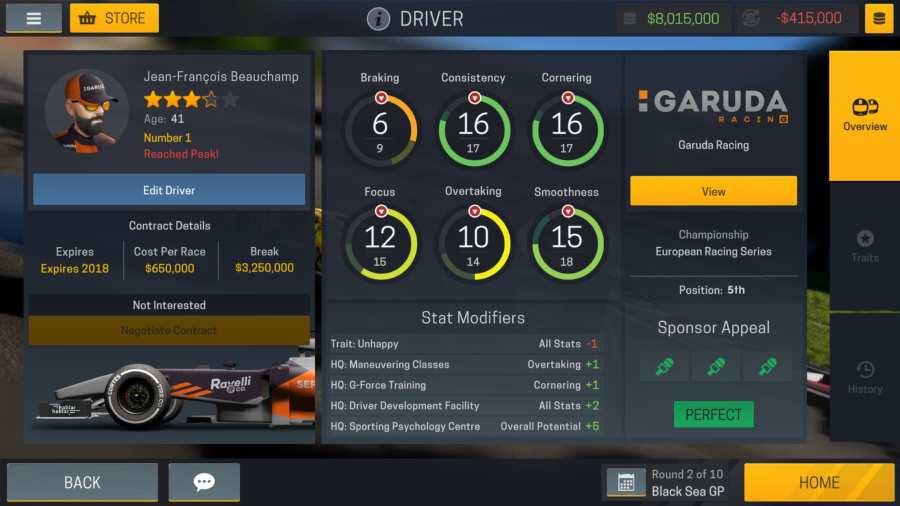 赛车经理2截图4