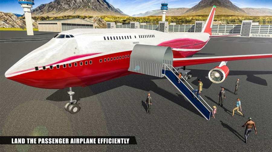 飞机着陆模拟器2018年