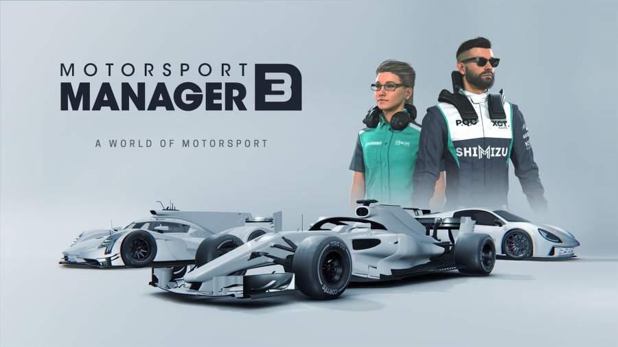 赛车经理3移动版