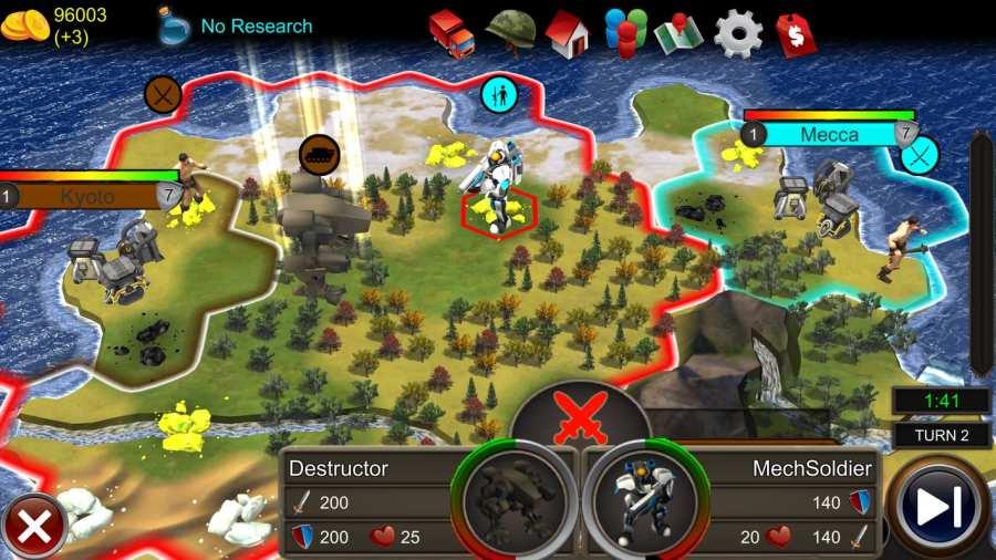 World of Empires 2截图1