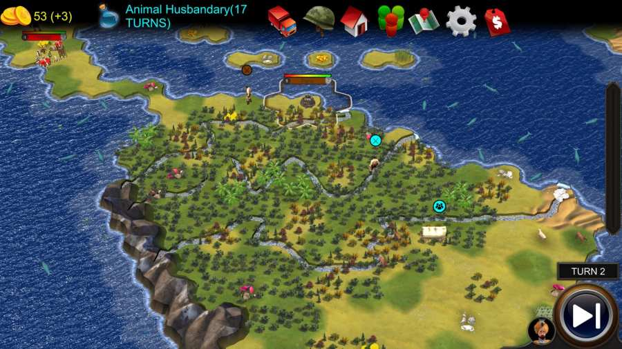 World of Empires 2截图4