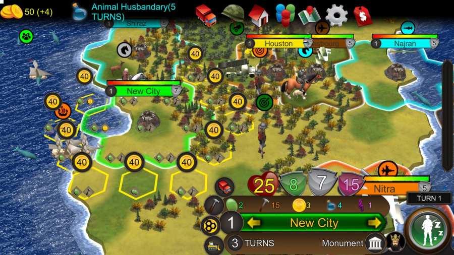 World of Empires 2截图5