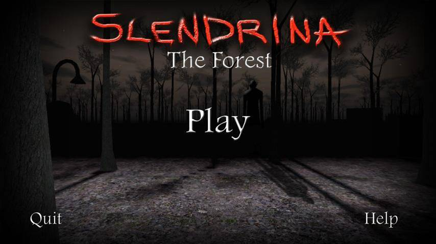 Slendrina: The Forest截图2