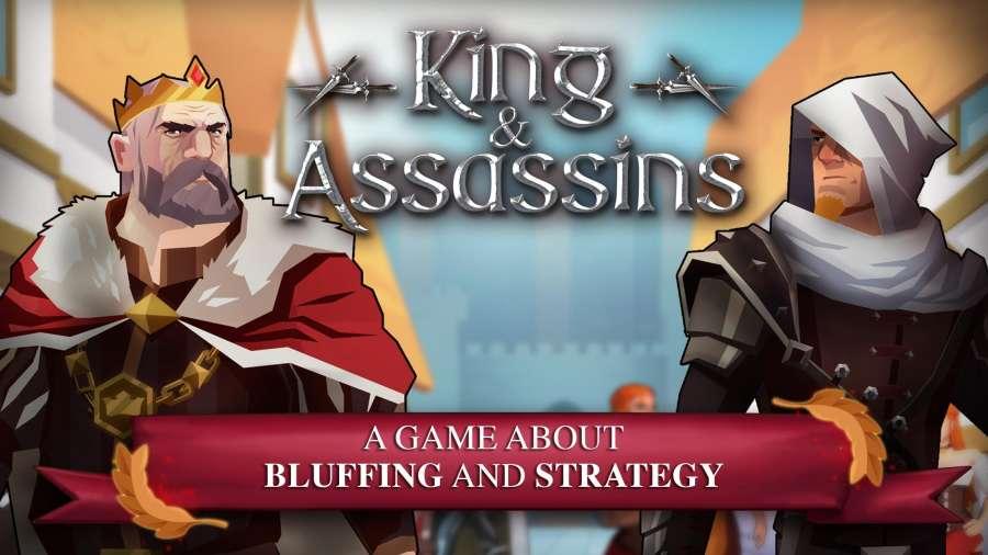 国王与刺客截图0