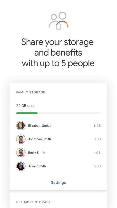 Google One截图1