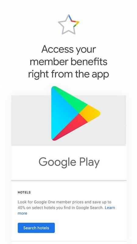 Google One截图3