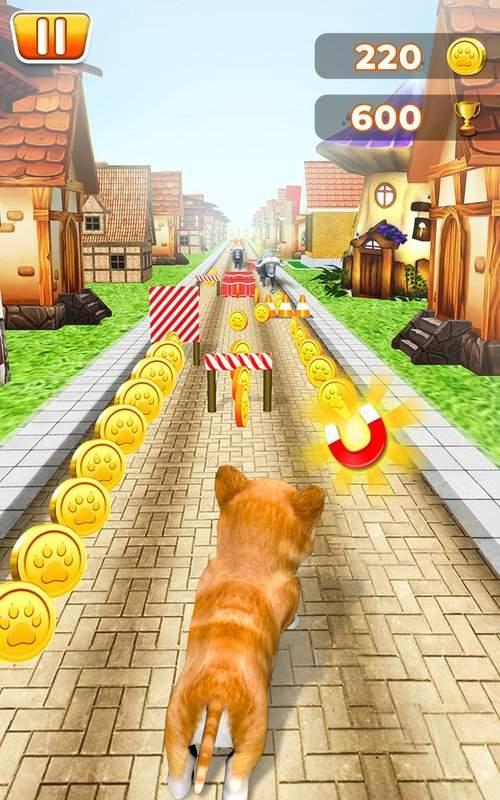 宠物跑步冒险截图2