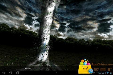 龙卷风动态壁纸截图4