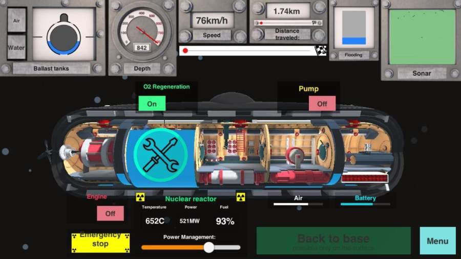 Nuclear Submarine inc截图3