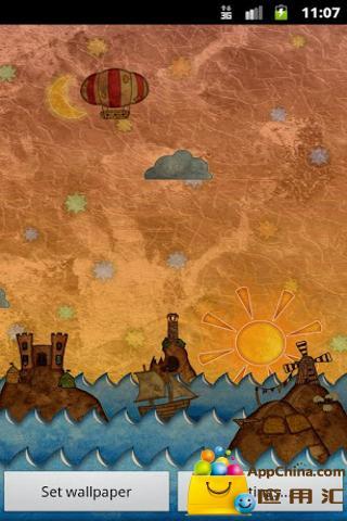 玩免費個人化APP|下載海洋奇迹 app不用錢|硬是要APP