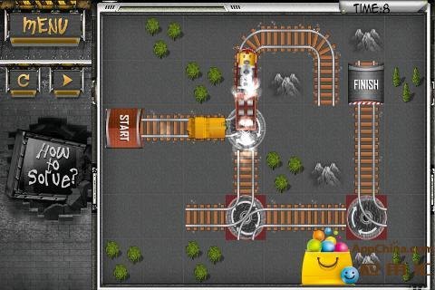 轨道火车截图2